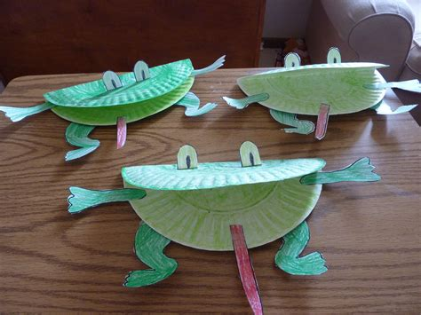 Amphibian and Reptile Crafts and Activities