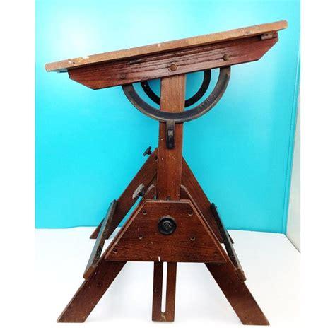 Anco Bilt Adjustable Height Drafting Table Chairish