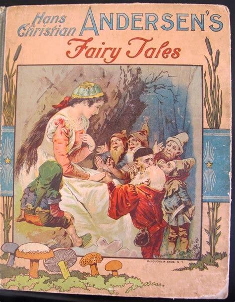 Andersen s Fairy Tales Books eBay