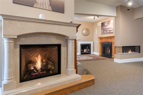 Anderson Fireplace MA Gas Electric Fireplaces