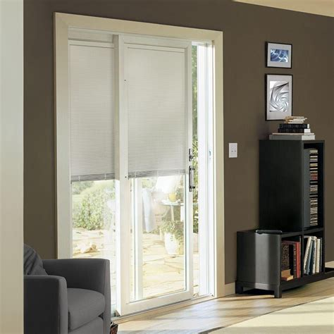 Anderson Sliding Patio Doors with Built In Blinds Reviews