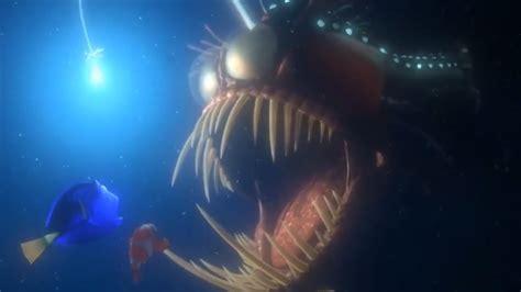 Angler Fish Scene Nemo YouTube
