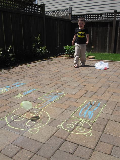Angry Birds Inspired Outdoor Game No Time For Flash Cards