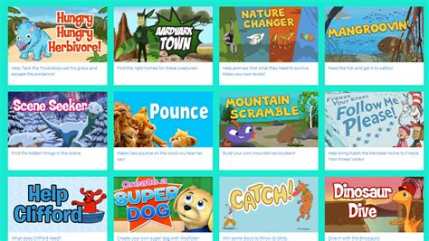 Animal Games PBS KIDS