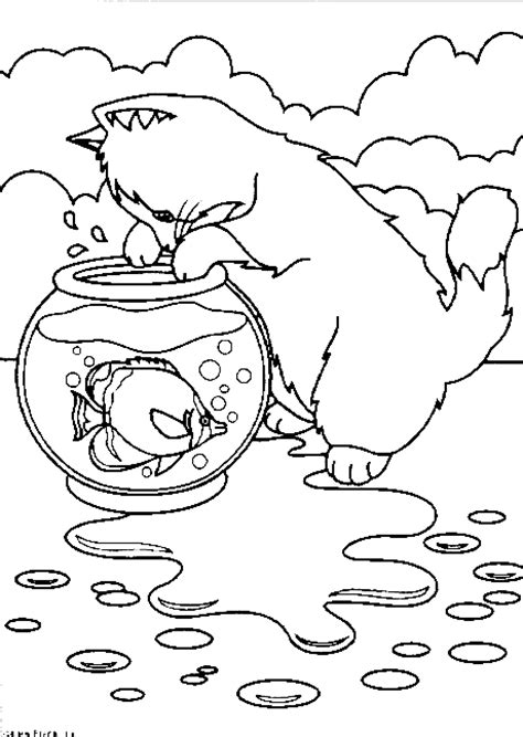 Animals Coloring Pages All Kids Network