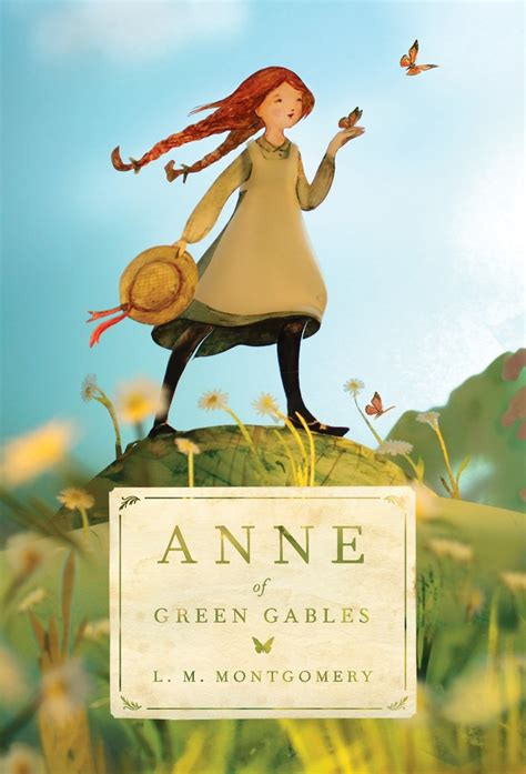 Anne of Green Gables by L M Montgomery Paperback