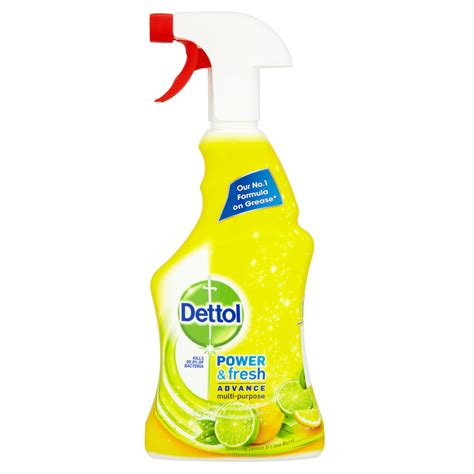 Antibacterial Cleaning Products Health Hygiene Dettol