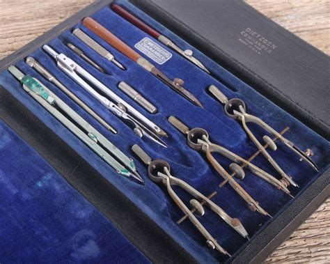 Antique Drawing Instruments CollectingME Com