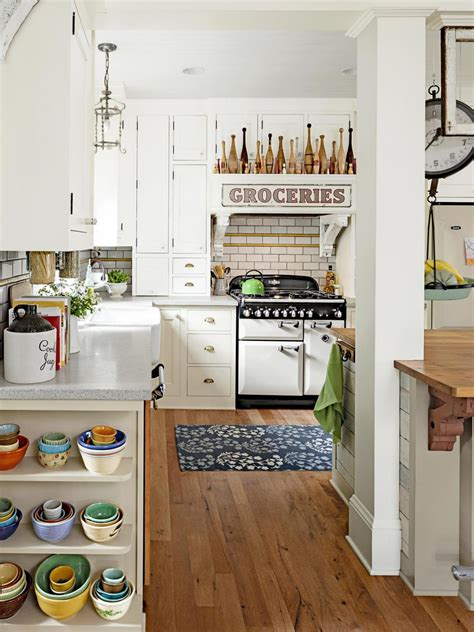 Antique Kitchen Decorating Pictures Ideas From HGTV HGTV