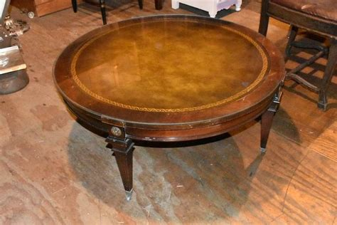 Antique Leather Table Buy or Sell Coffee Tables in