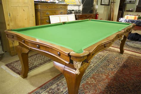 Antique Snooker Dining Tables Browns Antiques Billiards