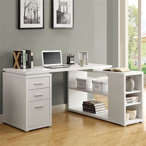Antique White Corner Desk Sears