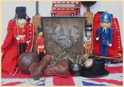 Antiques and Gentlemen s Curiosities Colonial Soldier