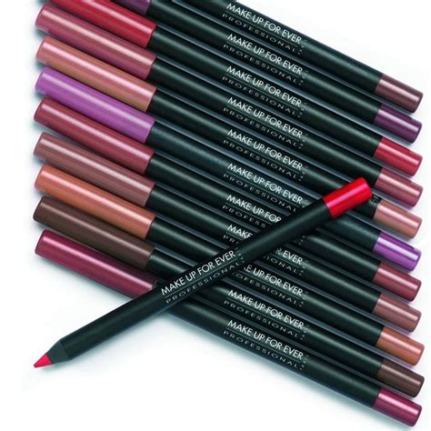 Aqua Lip Waterproof Lipliner Pencil MAKE UP FOR EVER