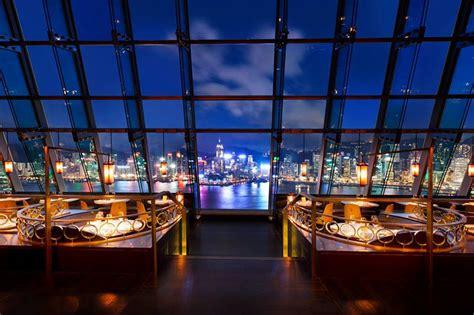 Aqua Spirit Rooftop Bar Hong Kong Stunning Rooftop Bar