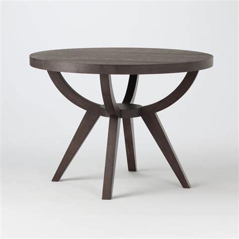 Arc Base Pedestal Table west elm