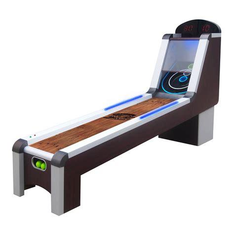 Arcade Roll and Score 9 foot Game Table Barrington Skeeball