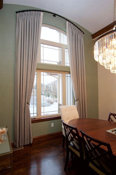Arched Window Treatments Pinterest