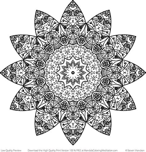 Are You Ready To Start Your Mandala Coloring Transformation