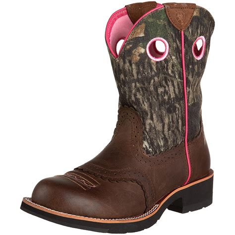 Ariat Cowboy Boots Fat Baby Boots More Statelinetack