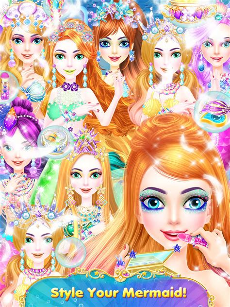 Ariel Girl Game Didigames