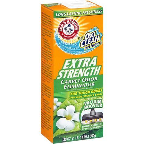 Arm Hammer Extra Strength Odor Eliminator for Carpet