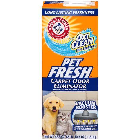 Arm Hammer Pet Fresh Carpet Odor Eliminator 42 6 Oz Box