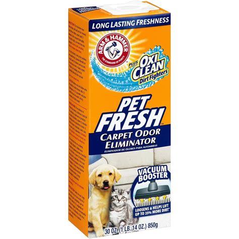 Arm Hammer Pet Fresh Carpet Odor Eliminator Powder 42 6