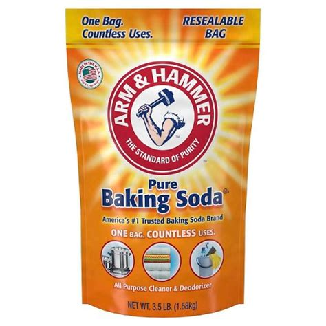 Arm Hammer Pure Baking Soda 2lbs Target