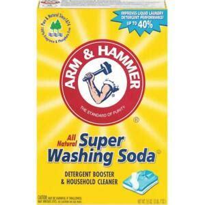 Arm Hammer Super Washing Soda 03020 Specialty