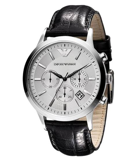Armani chronograph Watches Compare Prices at Nextag