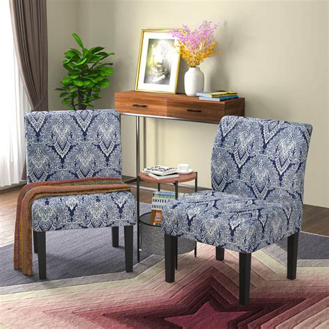 Armless Dining Chairs Upholstered Dining Chairs Modern Contemporary