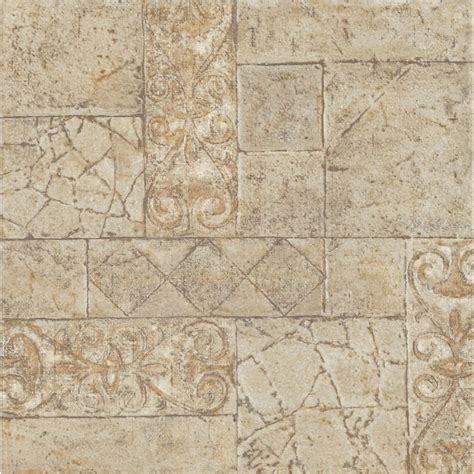 Armstrong Flooring Terraza 1 Piece 12 in x 12 in