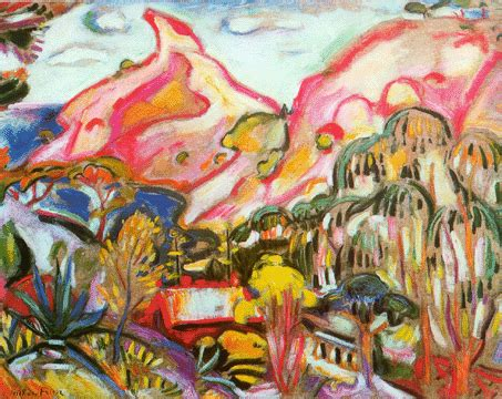 Art Museums Masters of Color Derain to Kandinsky