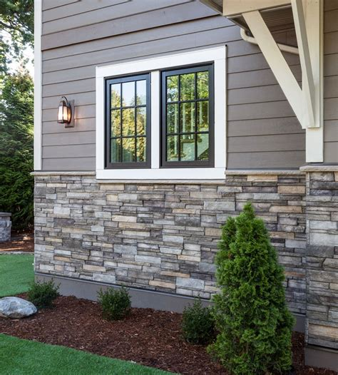 Artificial Stone Panels and Siding Natural Look for Less