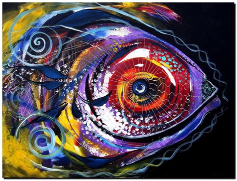 Artist Blog Inspirations IPAINTFISH COM Abstract