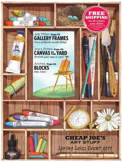 Artist Shopping Guide Cheap Joe s Art Stuff
