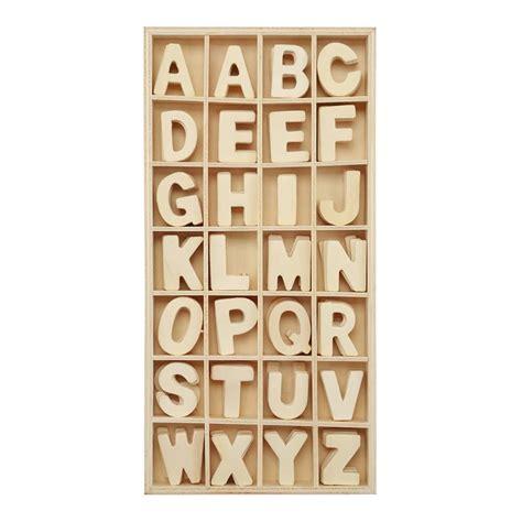 Artminds Wood Alphabet Letter Set 1 75 Michaels Stores
