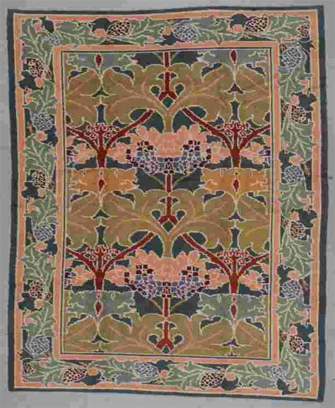 Arts Crafts The Persian Carpet