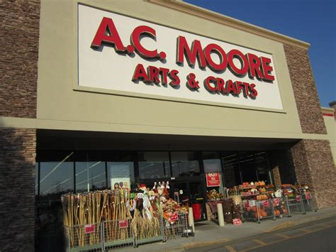 Arts and Crafts Stores A C Moore