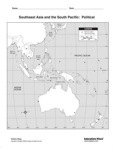 Asia and the South Pacific Political eduplace