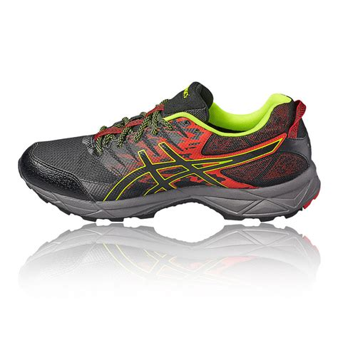 Asics Gel Sonoma 3 GTX Trail Running Shoes AW17 10