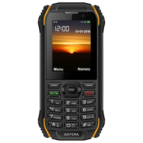 Aspera Mobile Tough and smart Aspera offers a range of