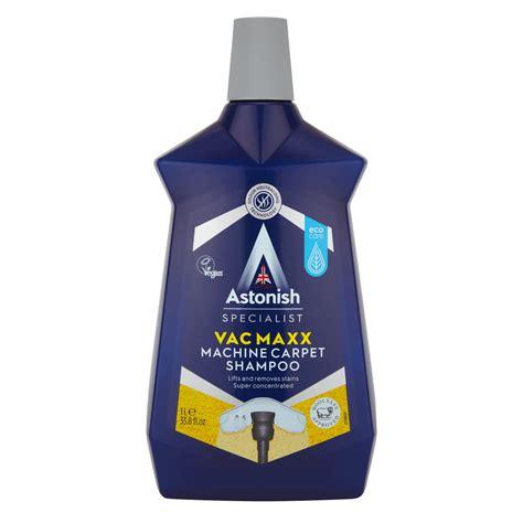 Astonish Cleaning Vac Maxx Carpet Shampoo