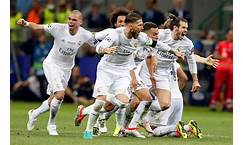 Atletico Madrid and Real Madrid set for Champions League ...