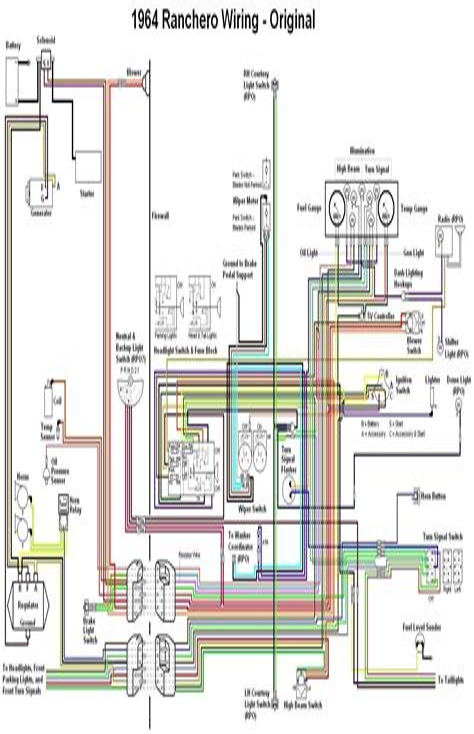 Au Ford Falcon Wiring Diagram ukhome uk