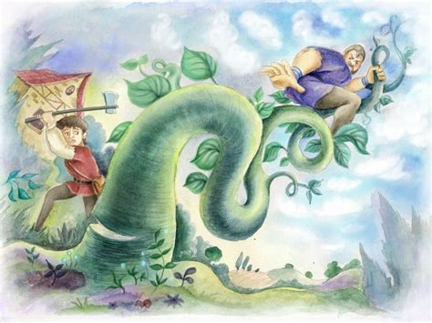 Audio Story Jack The Beanstalk Audio Stories for Kids