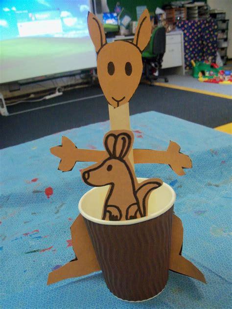 Australian Animal Crafts for Kids