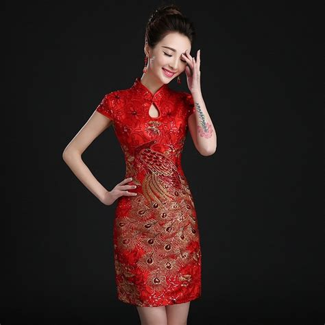 Authentic Cheongsam Qipao Chinese Dresses Online Shop