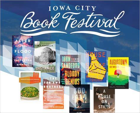 Authors Iowa City Book Festival